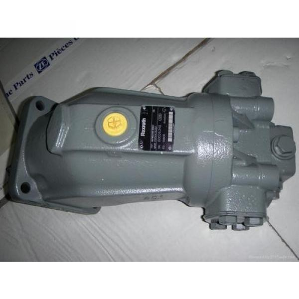 R909611255 A7VO80LRH1/61R-PZB01-S Pompa idraulica originale #1 image