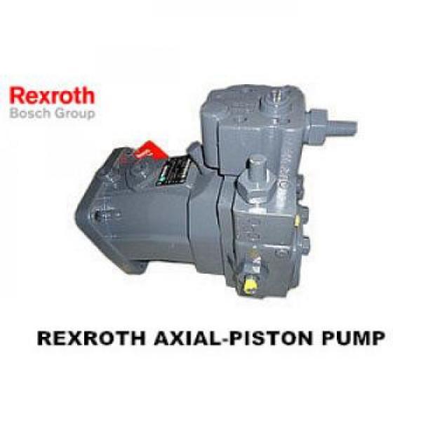 R909611255 A7VO80LRH1/61R-PZB01-S Pompa idraulica originale #3 image